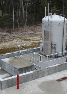 SOUTHPORT (EXIT 29) WASTEWATER TREATMENT PLANT UPGRADE