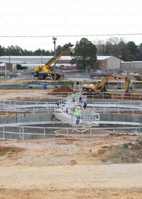 SWAINSBORO WATER POLLUTION CONTROL PLANT EXPANSION