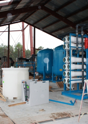 FORT STEWART REVERSE OSMOSIS SYSTEM