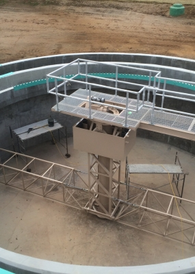Sylvania Wastewater Treatment Plant