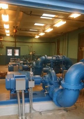 Augusta – Chamblin Road Pump Station