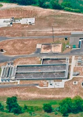 JESUP WASTEWATER TREATMENT PLANT